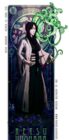 Unohana - Bellflower by vesner