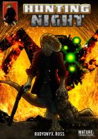 Hunting Night Cover by TyrannusGunner