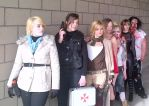Women of Resident Evil by PhoenixCullen