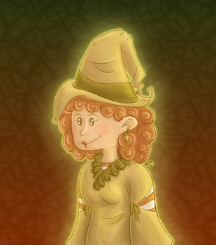 Witchy Fun by Autumn-In-April