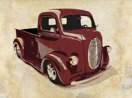 1939 Ford by intrond