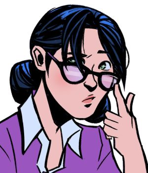 Miss Pauling by ex-m