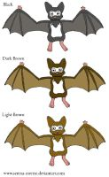 Bat Design-Which colours? by serena-inverse