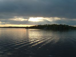 Another from Rice Lake by CoryTerror