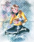 CHEKOV AND TRIBBLES by Fuuthecat