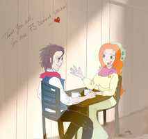 75+ Watches: Aizen and Orihime by RomaniaBlack