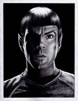 Spock by Ambient-Reverie