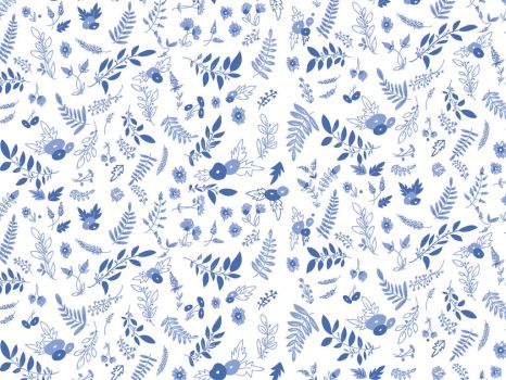 Floral Pattern by cocorie