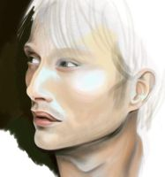 Mads Mikkelsen by icy-blue-rae