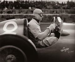 Louis Rosier (1951 Albi GP) by F1-history