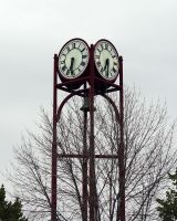 Clock by Skittles52Stock