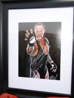 ATOGRAPY IN A PHOTO OF TAKER by HARDTAKER