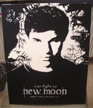 Taylor Lautner - New Moon by HaiHappen0A
