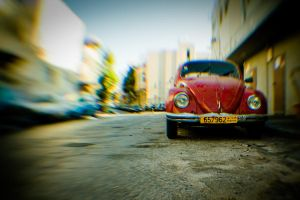 red Beetle by S-t-r-a-n-g-e