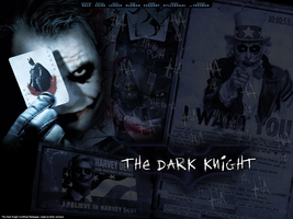The Dark Knight by SonicSpeeder18