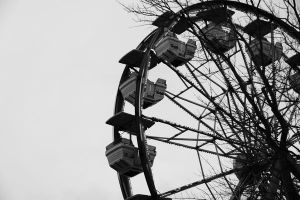 ferris wheel by Felsies