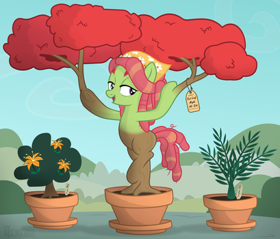 Arboreal Bliss by Icaron