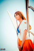 Mirai Suenaga The future is now by EzeMendez