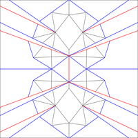 Fire Ruby Crease Pattern by Cahoonas
