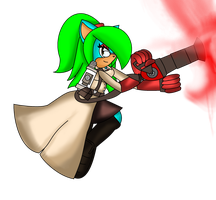 Medic! by scifiEnchantress