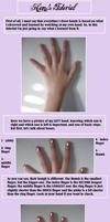 Hands tutorial part 1 by heartandbonebreaker