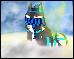 Winter Winter, no where to be seen xD by Shardx3