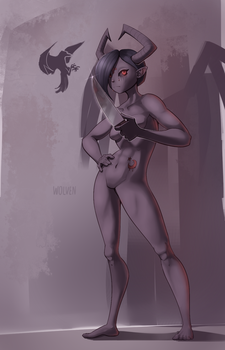 Eve by ItsWolven