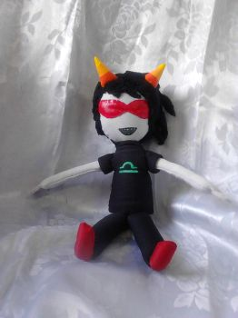 Terezi .:Homestuck:. by ShadowStanEnvy
