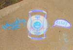 Chalk Wheatley by Conekonyan