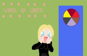 Wheel of love by crshh
