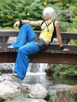 Riku - Chilling by Zack-Fair-7