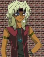 Malik cosplays Duke by Marik-fan