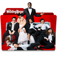 The Wedding Ringer Folder Icon by 87ashish