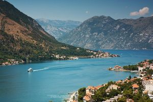 Bay Of Kotor by DominikaAniola