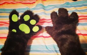 Toffees hand paws by CookieMonsta409