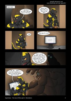 Supremacy - The story of Rex (page 17) by Spere94