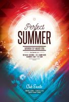 Perfect Summer Flyer by styleWish