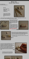Clay Treasure Chest tutorial by bones-sickle