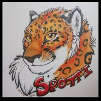 Spotti Badge by Sharpe19