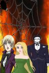 31.Whispered Words Black Butler by TheNewFireDancer
