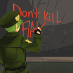 Don't Kill Flaky by kittykittyreow