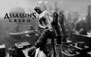 Assassins Creed Altair Wallpaper - JM97GF by JM97GF