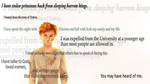 Kvothe Wallpaper - You may have heard from me by Kusko999