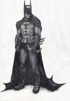 Batman by Bajan-Art