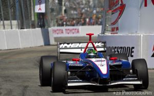Paul Tracy hitting the lines by ritzpixel
