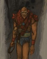 Beastman by atomicman