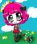 Lalaloopsy: The Mime by Itaksuke