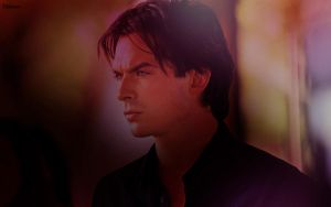 Damon Salvatore by Lauren452