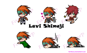 Lavi Shimeji Edited by Fartburp