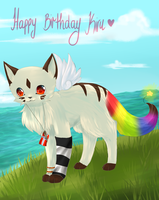 Birthdaygift Kiru by chocobeery